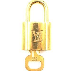 Lock Keepall Speedy Alma Brass and Key Set #307